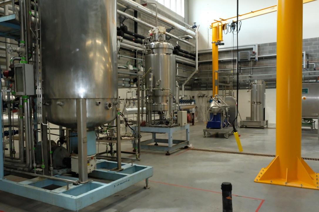 Bioreactor 500L