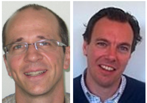 Renato Froidevaux, ICV, and Patrick Fickers, University of Liege, Team 6 leaders