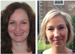 Rozenn Ravallec, ICV, and Nadia Everaert, University of Liege, Team 7 leaders
