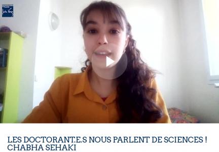 Les doctorants de l'UPJV nous parlent de science